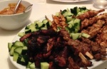 Satay Feast