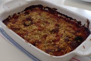 Way healthier than lasagne, just as comforting